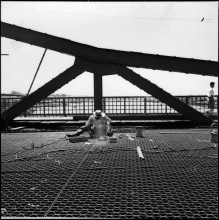 10) Rama I bridge, ca 1958