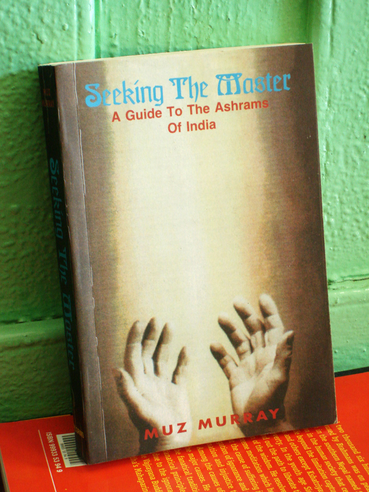 Seeking the Master (***OUT of STOCK***)