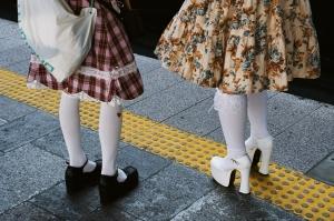03 Japanese Legs