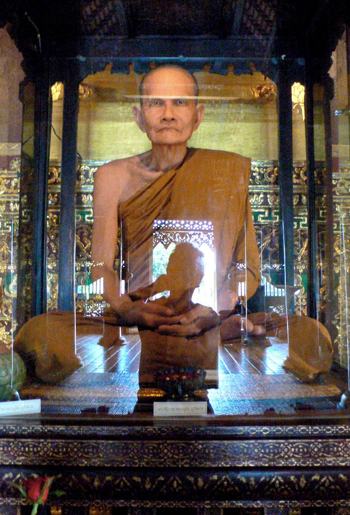 Changmai - mercredi 8 août _ Méditer dans sa part de lumière