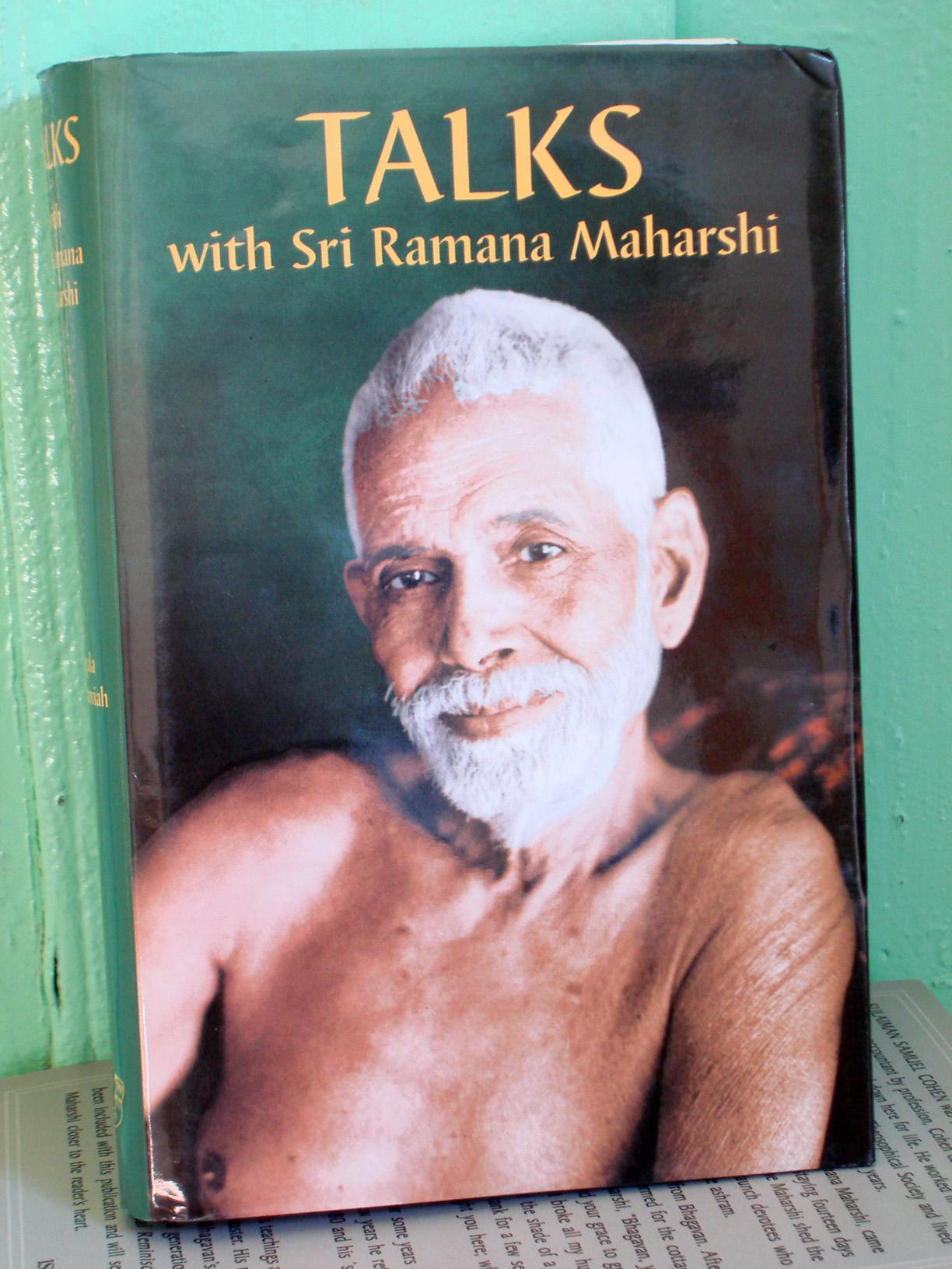Talks with Sri Ramana Maharshi (***OUT of STOCK***)