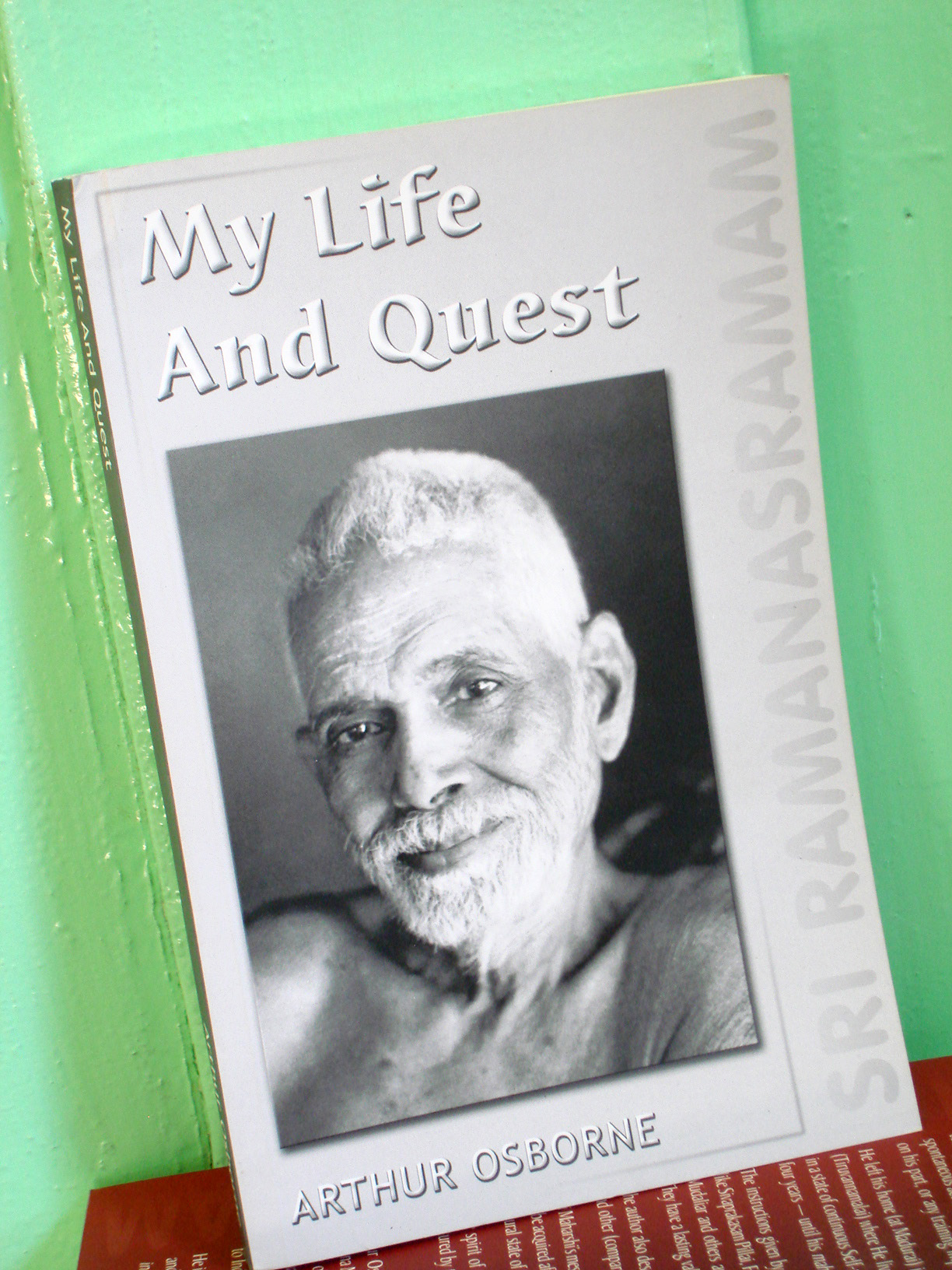 My Life & Quest (***OUT of STOCK***)