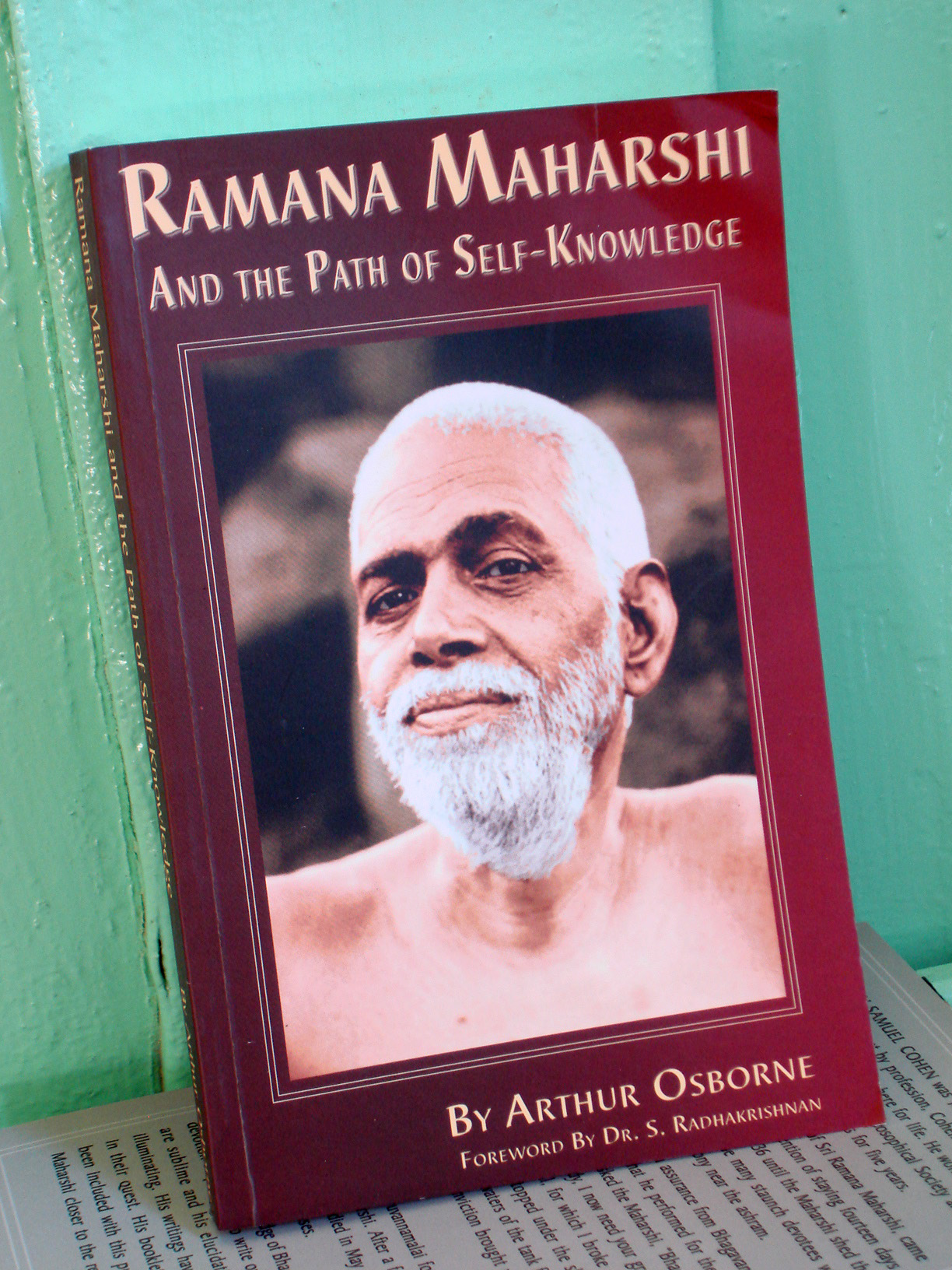 RAMANA Maharshi and the Path of self-Knowledge (***OUT of STOCK***)