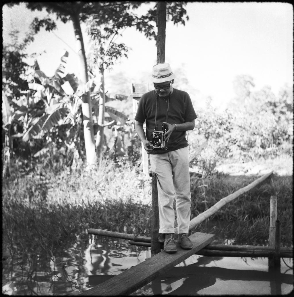 'Rong Wong-savun : A mini-retrospective of Thailand's forgotten photography master