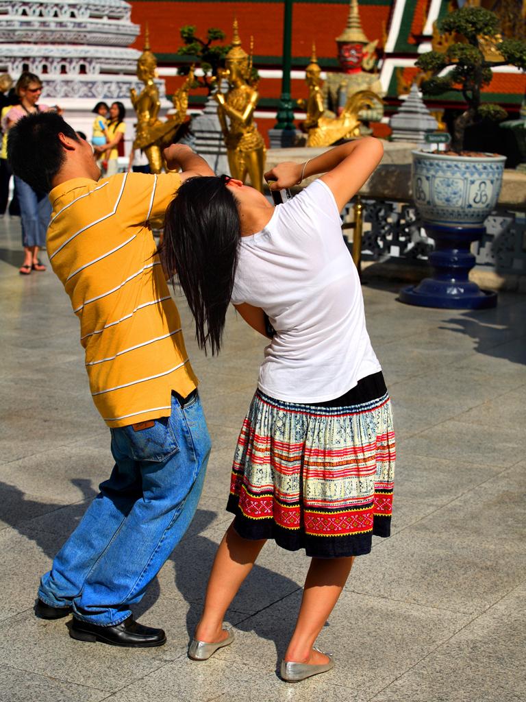 Tourists /Dow Wasiksiri