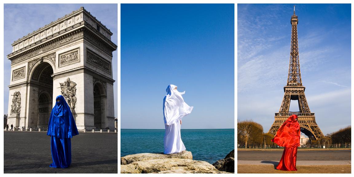 Burqa – 2010 /Ampannee Satoh